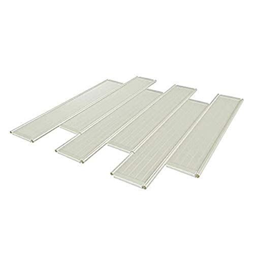 Easy-topbuy 6 Pcs Furniture Sofa Support Cushions Bed Slats, Quick Fix Sofa Support Boards For Sectional Sofa Seat/Sagging Furniture 48x10x0.8cm