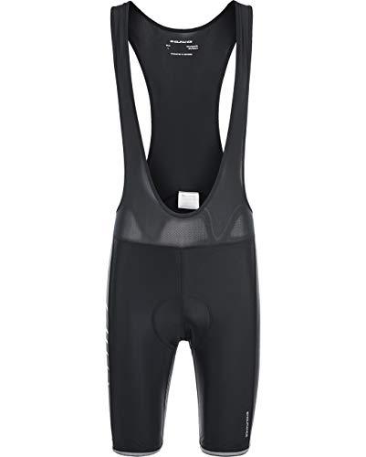 ENDURANCE Herren Radhose GORSK Shorts mit extra weicher Sitzpolsterung 1001 Black, XXXL