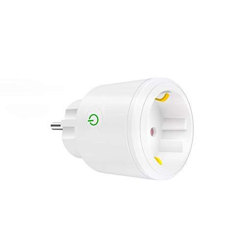 250 volt intelligent beschermd blok met één stopcontact en wifi-bediening via applicatie