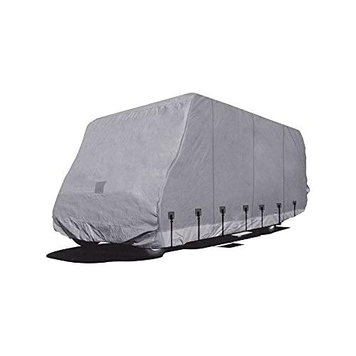 Carpoint 1723441 Abdeckplane für Wohnmobil Ultimate Protection M 610x238x270cm, Black