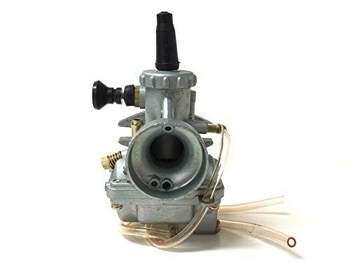 20mm Tuning Vergaser VM20 mit Flansch Anschluss für Yamaha DT MX ST MT MB 50 80 Simson S50 S51 Schwalbe KR51 SR50