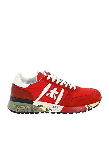 PREMIATA Lander sneakers in red