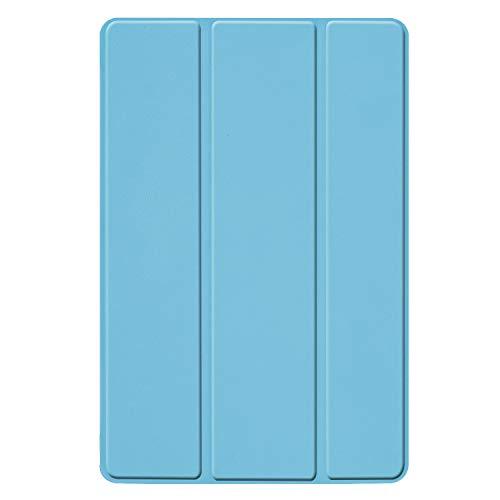 XINKO Funda para Xiaomi Mi Pad 5 Plus Funda - Máxima protección contra Golpes Ultra Delgado Doblez Funda para Xiaomi Mi Pad 5 Plus Tableta -Azul Cielo