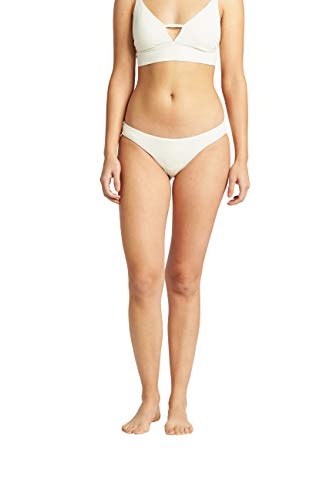 Billabong Women's Classic Lowrider Bikini Bottom, Seashell, S