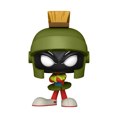 Funko 55979 POP Movies: Space Jam 2- Marvin the Martian