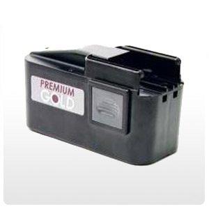 Heib kwaliteitsaccu - accu voor AEG slijper PSG12PP - 3000 mAh - 12 V - NiMH