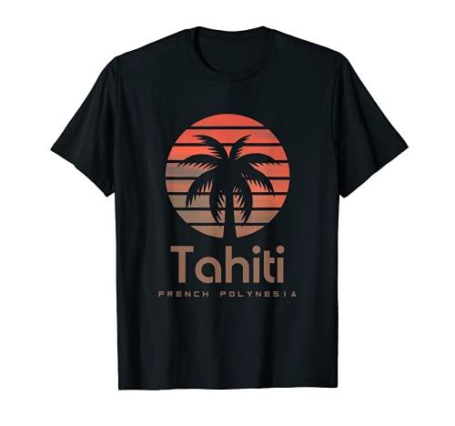 Tahití Polinesia Francesa Camiseta