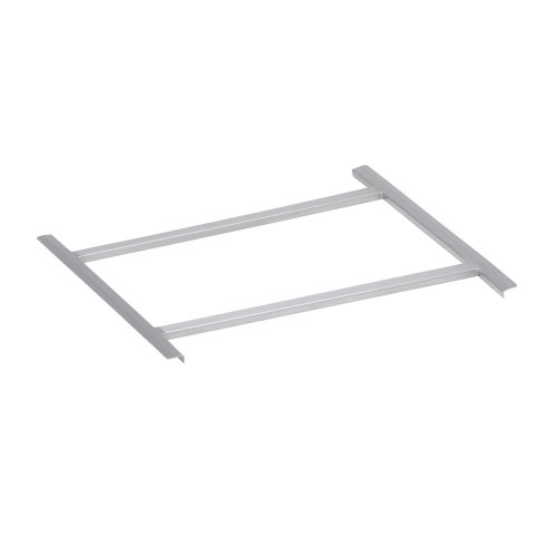 "Elkay RS-20 Stainless Steel Rack Slide for Dish Table, 20"" Length x 20"" Width"