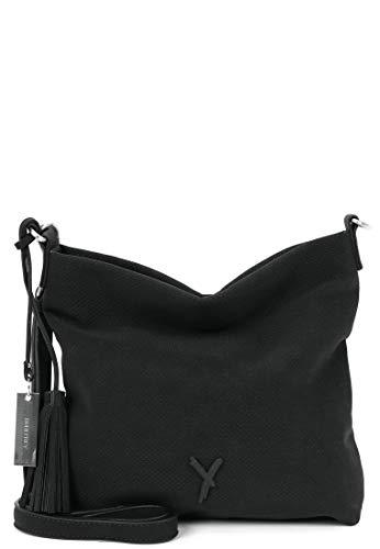 SURI FREY Umhängetasche Romy 12402 Damen Handtaschen Uni black 100 One Size