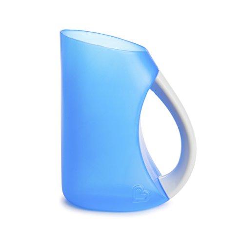 Munchkin shampoo-uitspoelhulp blauw