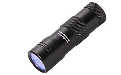UV zaklamp | Uv lijm 380 400 nm ultraviolet | voor UV-lijm | vissen met rubberen vissen | detector voor onechte bankbiljetten 12 UV Led 1