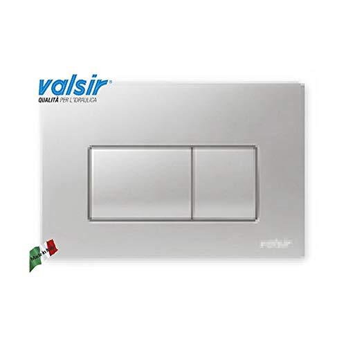 VALSIR PLACCA ORIGINALE BIANCA PER CASSETTA TROPEA 3 ART. VS0871301