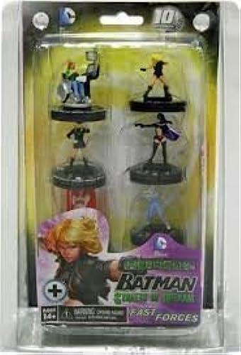 elige tu favorito HeroClix DC - Batman Streets Streets Streets of Gotham Birds of Prey Fast Forces by DC Comics  suministro directo de los fabricantes