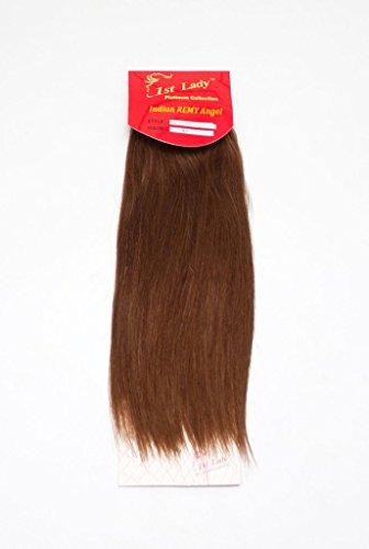 35,6 cm Premium indien Ange 100% Remy Extension de cheveux humains tissage 113 g # s3 (# 30)