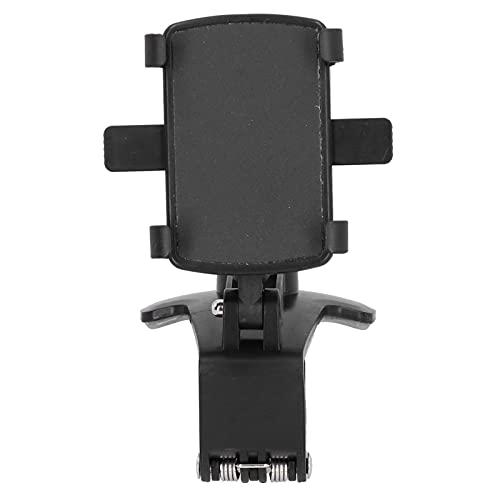 Telefoonhouder, dashboard Telefoonhouder Duurzaam Handig Slijtvaste 360 ° rotatie met gesp voor mobiele telefoon