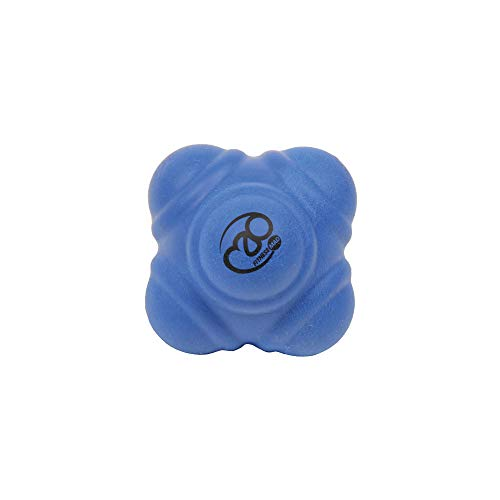 Fitness Mad Unisexs Reaction Ball-Blue, 7 cm, 7