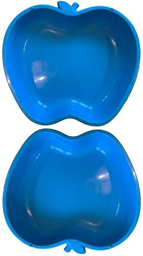 Sandbox Sandkasten in Apfelform XL in 4 Farben! (2X blau)