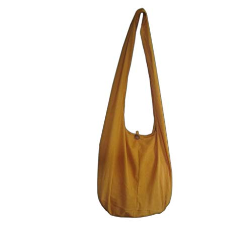 PANASIAM Shoulderbag Uni safronyellow L