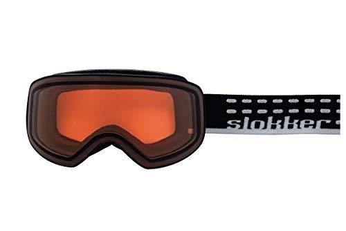 Slokker Skibrille RC (Black)
