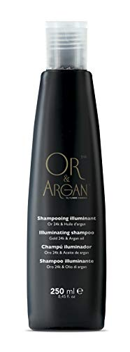 OR & ARGAN Shampooing Illuminant - 250 mL - NUWEE Cosmetics