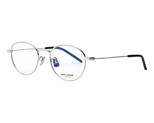 Yves Saint Laurent Brille (SL-324-T 002) Metall silber