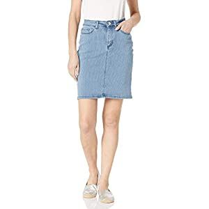 Lee Women's Regular Fit 21″ Denim Skirt