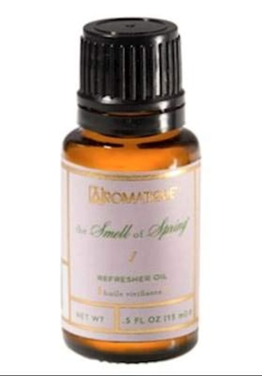 マッサージ噴火失敗The Smell Of Spring Refresher Oil、0.5?Oz by Aromatique