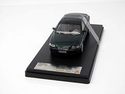 Ixo - Premium-X- Miniature Voiture de Collection, PRD444, Vert Métal