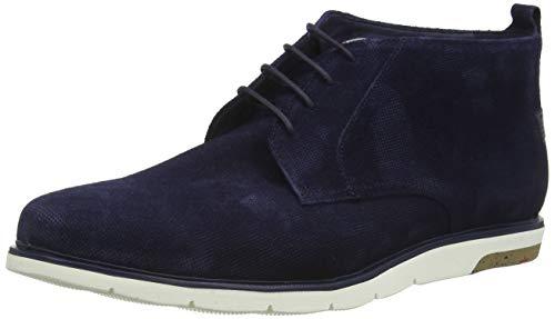 LLOYD Herren Hartford Desert Boots, Blau (Midnight/Pacific 8), 46 EU