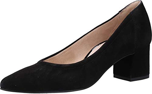 Paul Green 3706 Damen Pumps Schwarz, EU 39