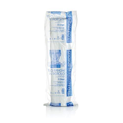 Arrediamoinsieme-nelweb Rouleau de 25 feuilles de papier de riz 170 x 200 cm professionnel pour esthétique et traitements esthétiques