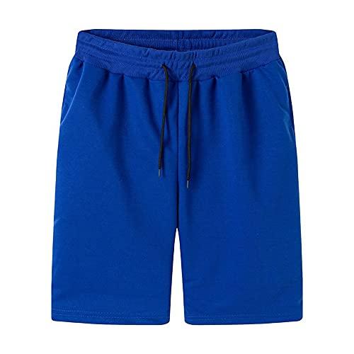 N\P Pantalones cortos de verano para hombre talla grande