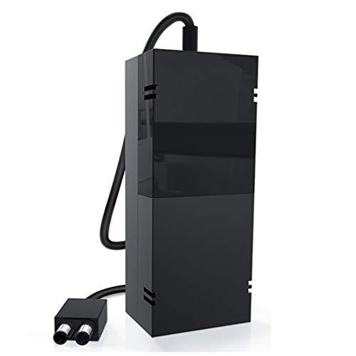 Xbox Controller Accesorios - Adaptador Mando Xbox One pc Reemplazo Original del Adaptador de CA de la Fuente de Alimentación del OEM de Microsoft para Xbox One Black EU