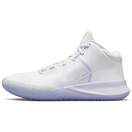 Nike Kyrie Flytrap 4 Uomini Pallacanestro Scarpa Ct1972-101, bianco (Summit Bianco/Bianco - Polvere fotone), 42.5 EU