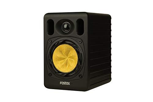 FOSTEX モニタースピーカー NF04R 黒