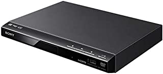 Sony DVP-SR760 DVD Player, Black
