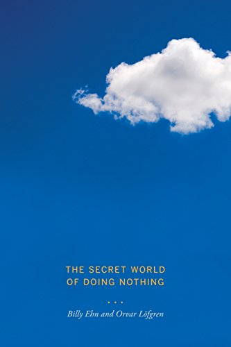 Image of The Secret World of Doing Nothing