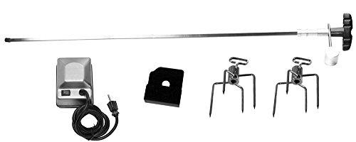 broil_king Drehspieß-Set mit Elektromotor
