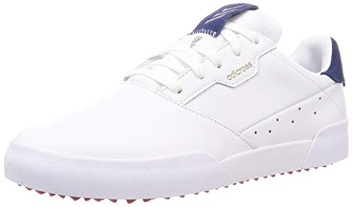 adidas Golf Adicross - Zapatos de golf para hombre (piel, impermeables, sin pinchos)