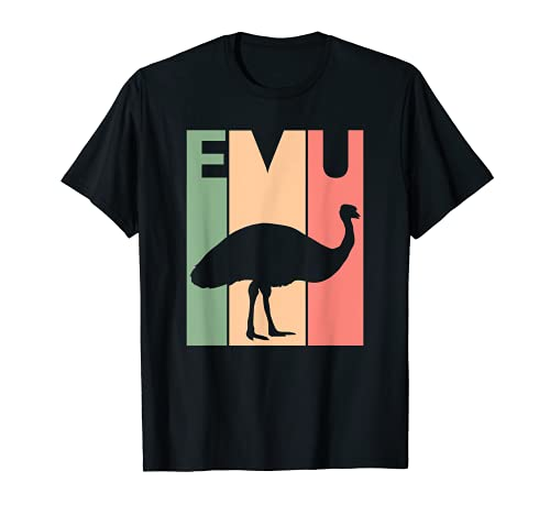 Emu - emú común Camiseta