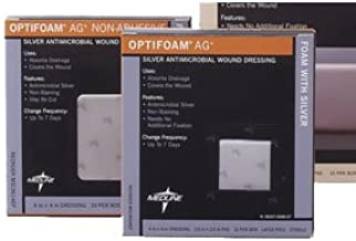 optifoam silver dressing