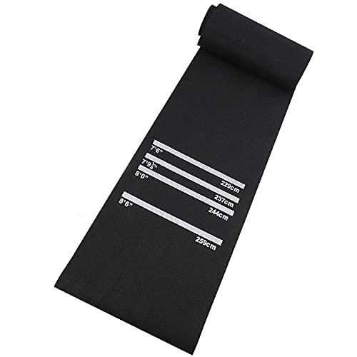 tonchean uyoyous Dart mat with Throw line 9.8 x...