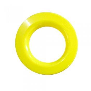 CIM Drachen Zubehör - Leerspule Gelb - für Drachenschnüre bis 25daN/150m - Ø 115mm, Breite: 15mm (innen)