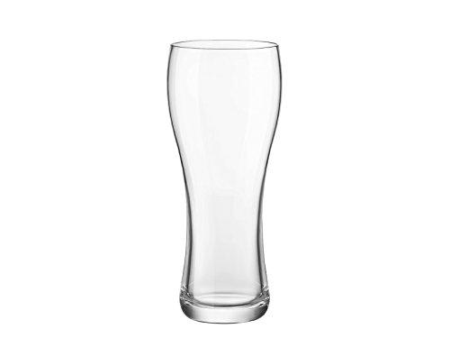 Bormioli Rocco Trigo Juego Vasos Cerveza, 6Unidad