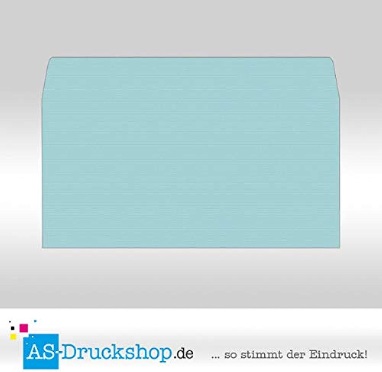 Briefumschlag Briefumschlag Briefumschlag KuGrün - Türkis - mit Seidenfutter Din Lang   100 Stück B0794YRQRS | Elegantes Aussehen  51dcb8