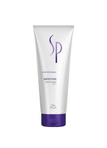 Wella SP System Professional Care Smoothen Conditioner, 1er Pack, (1x 200 ml)