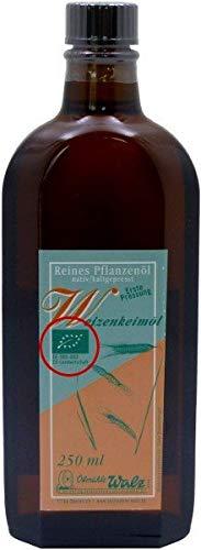 Ölmühle Walz - Badisches Bio Weizenkeimöl - 250 ml