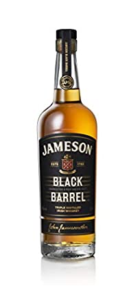 Jameson Black Barrel Whiskey Irlandés, 700 ml