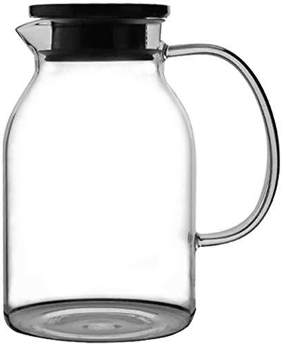 Tetera Jarras refrescan la botella de agua en casa de alta temperatura...