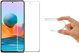 ل xiami poco x3 gt Nano Glass فليكسبل ليس صلب مضاد للصدمات عالي الدقة واضح بدون إطار أسود